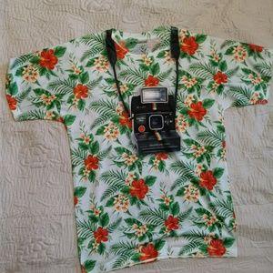 🔸 Polaroid🔸Camera Vacation Polaroid Shirt